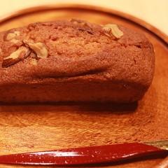 栃パウンドケーキ